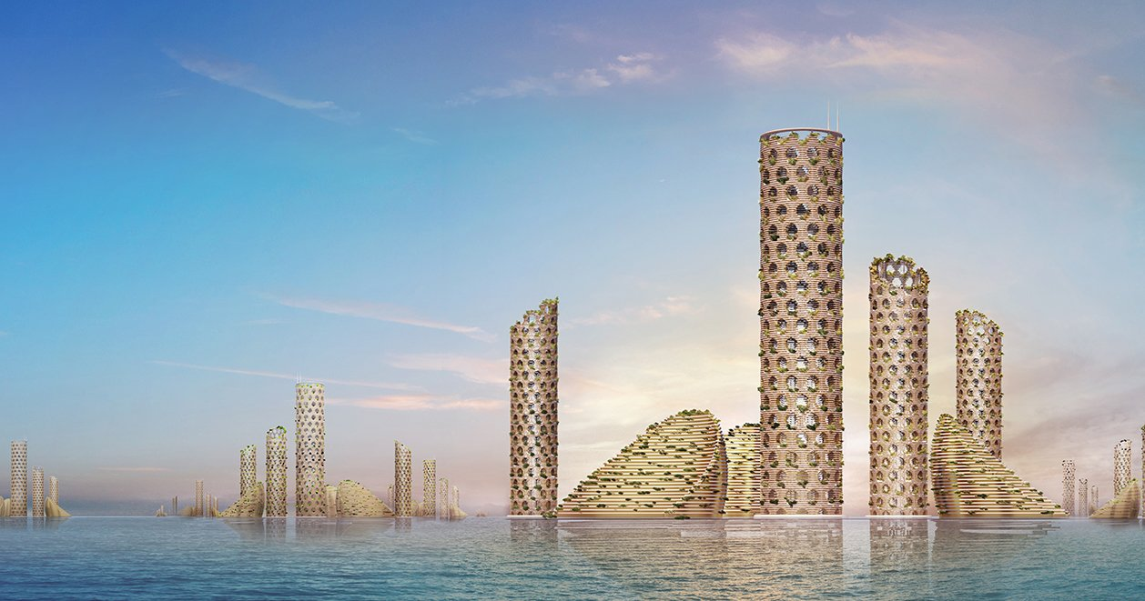 Vertical Cities
