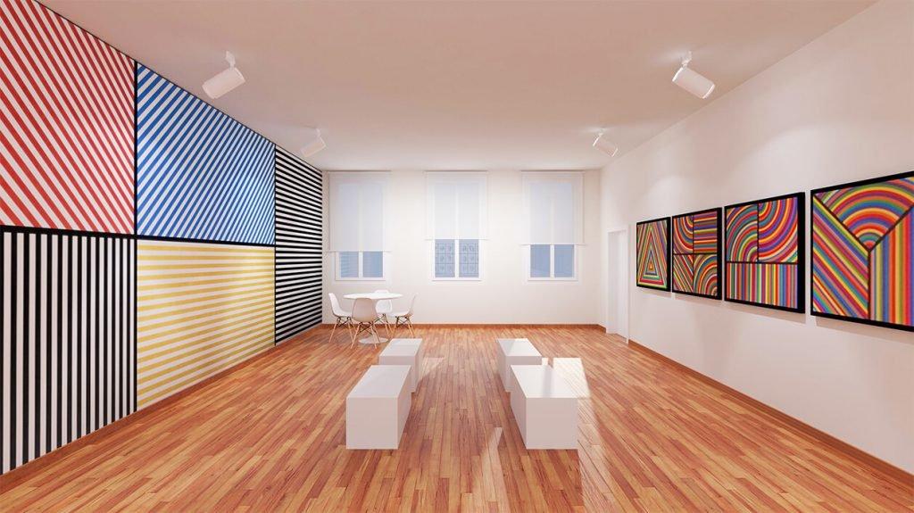 the room art gallery venice