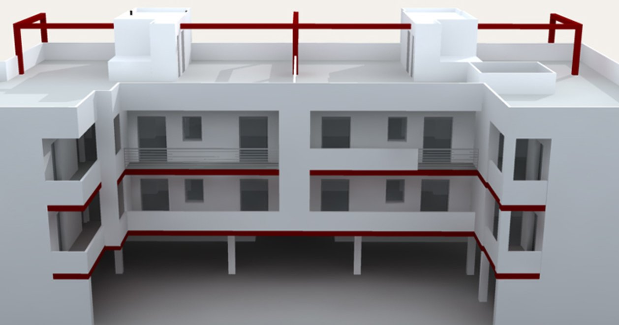 Residential Building A01