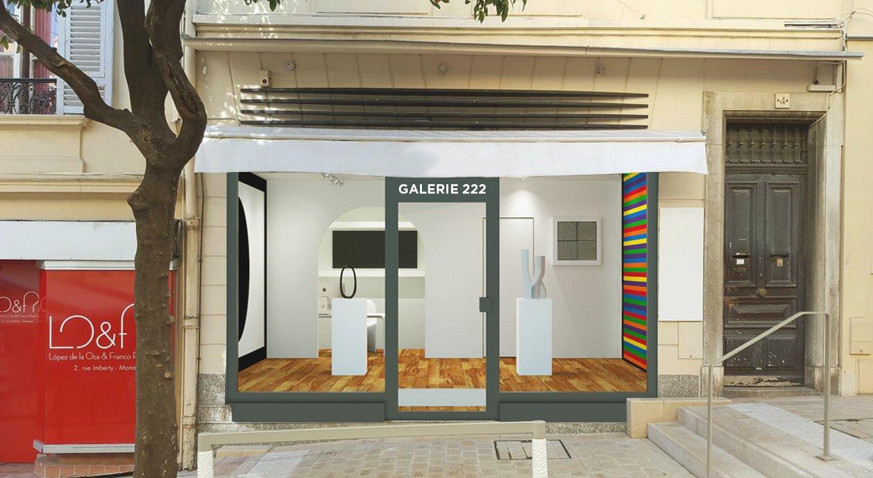 Galerie 222 – Principality of Monaco