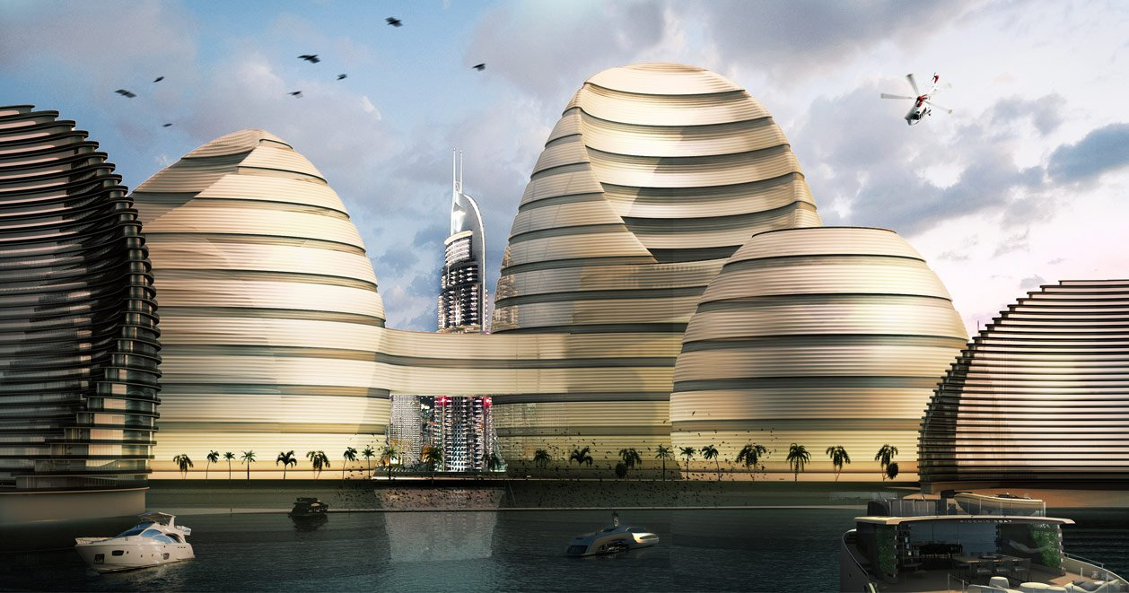 Organic Cities – Middle East