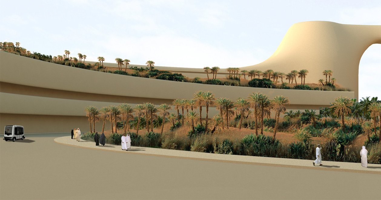 Desert Cities – Middle East